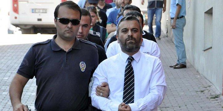 Firarda Olan 2 AHUDER Yöneticisi Daha Gözaltına Alındı