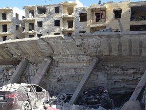 """""""Suriye'deki Hastanelerin Büyük Bölümü Kullanılamaz Halde"""""""