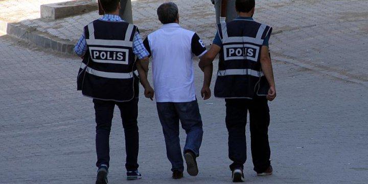 Berk Çalışanları Eğitim Kültür ve Dayanışma Derneği Başkanı Kılınç Gözaltında