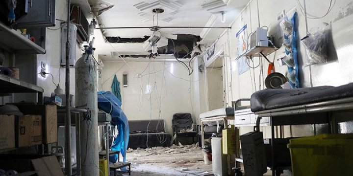 Halep'teki Doktorlardan Obama'ya Mektup