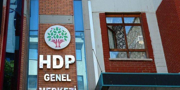Sırtını PYD'ye Dayayan HDP Cerablus Operasyonundan Rahatsız