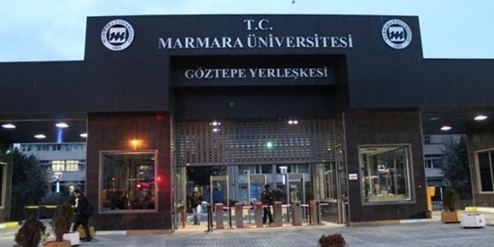 Marmara Üniversitesi'nde 88 Personel Görevden Uzaklaştırıldı