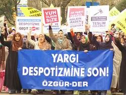 Özgür Eğitim-Sen: ÖZGÜR-DER'in Yanındayız!