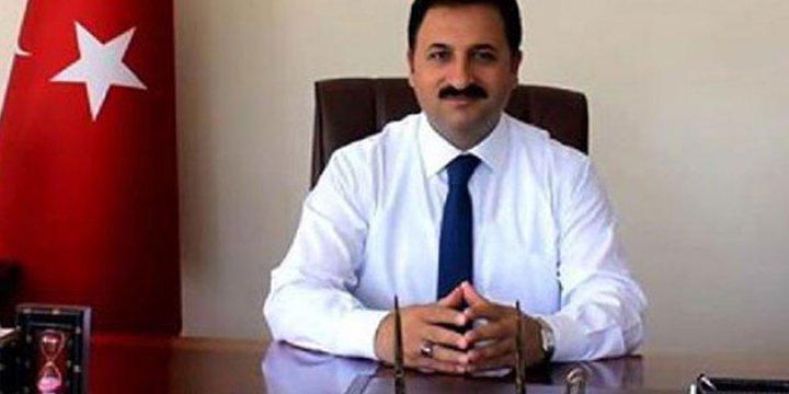 AK Partili Başkan Enver Başaran Darbe Soruşturmasından Gözaltında