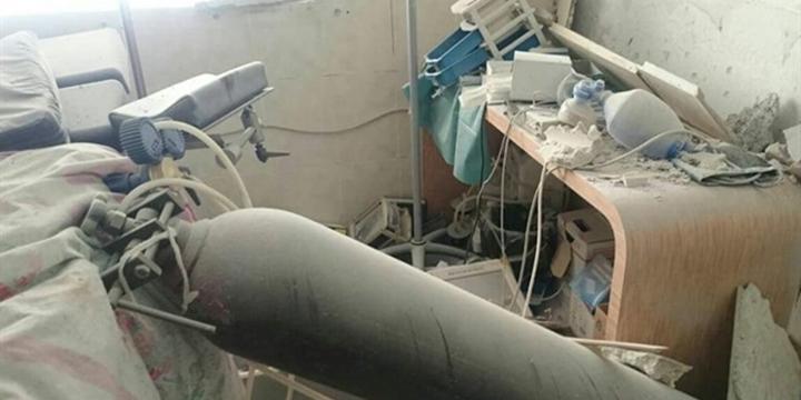 Rusya, Halep'te Yine Bir Hastane Vurdu: 2 Kişi Hayatını Kaybetti!