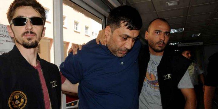 Firari Emniyet Müdürü Duran Bitmez Zaho'da Yakalandı