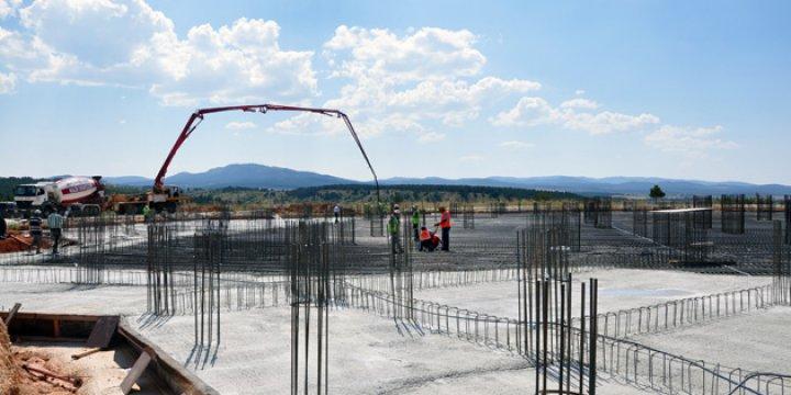 Kastamonu Üniversitesinde 5 Bin Kişilik Caminin Yapımına Başlandı