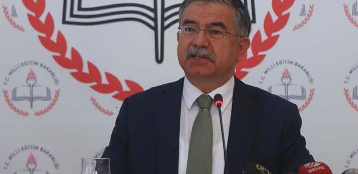 Milli Eğitim Bakanı Yılmaz: Öğretmen Açığımız Yok