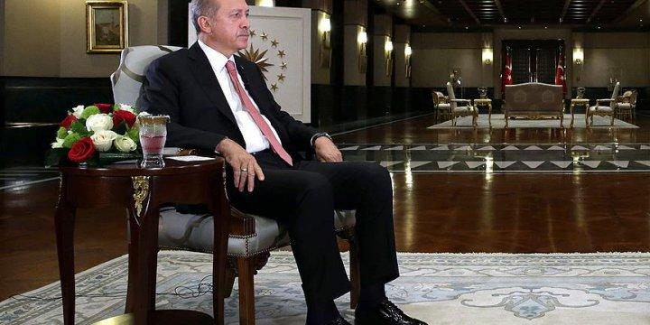 Cumhurbaşkanı Erdoğan: Avrupa Verdiği Sözü Yerine Getirmedi
