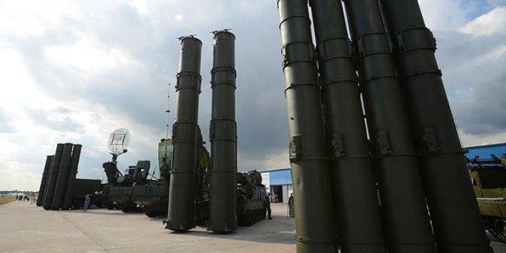 Rusya İşgal Ettiği Kırıma S-400'leri Yerleştirildi