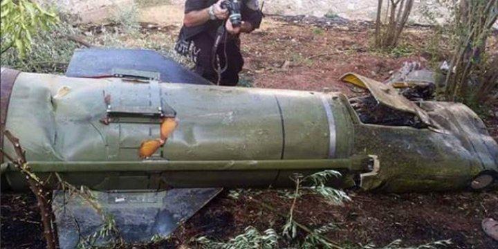 Ruslar İdlib'in Serakib Kasabasına Balistik Füze Attı