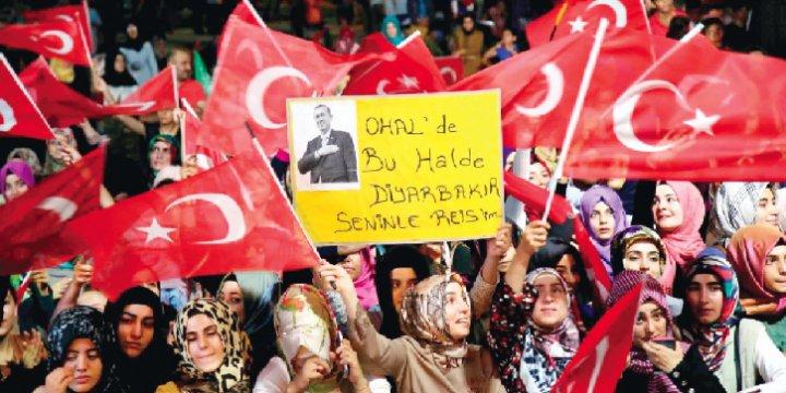 15 Temmuz Kürtler ve HDP/PKK