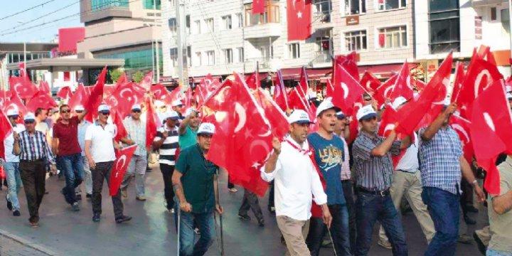 Halkın Devrim Yapmasına Öfkelenen Sol