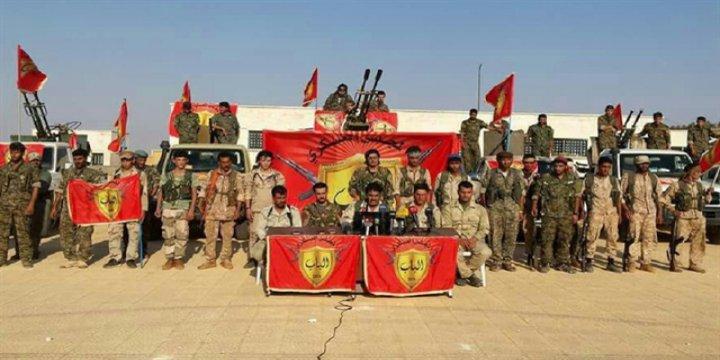 'Batı PYD'ye 50 Bin Ton Mühimmat Yardımı Yaptı'