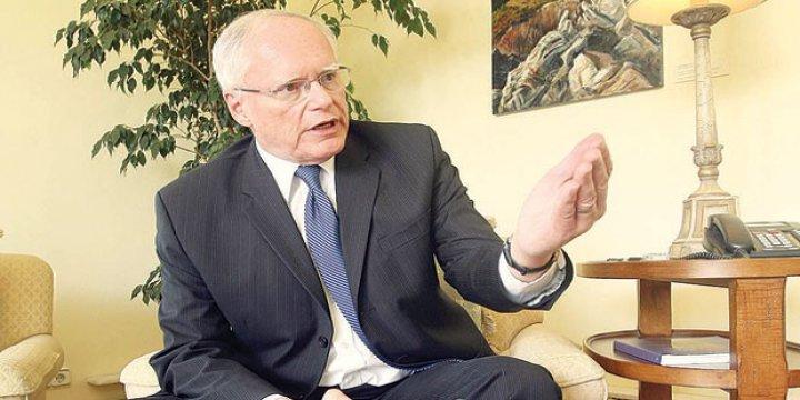 Eski ABD'nin Ankara Büyükelçisi Suriye Temsilcisi Oldu