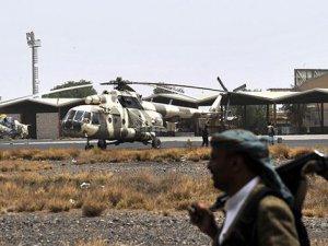Sana Uluslararası Havalimanı Yeniden Açıldı