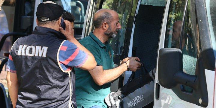 İzmir'de PDY'nin Emniyet Yapılanmasına Yönelik Soruşturma