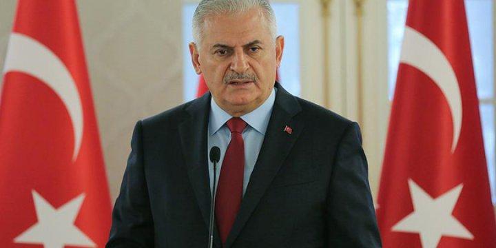 Binali Yıldırım Hükümetin Üç Aşamalı Suriye Planını Açıkladı