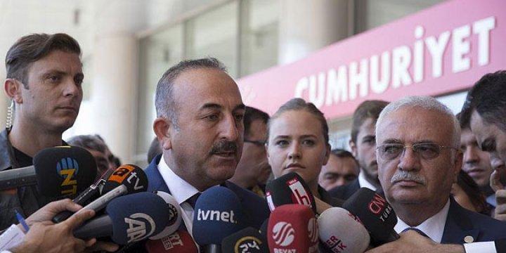 Türkiye'den ABD'ye Menbic Hatırlatması