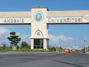 Akdeniz Üniversitesi'nde 47 Kişi Tutuklandı