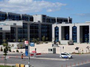 İstanbul Anadolu Adalet Sarayı'ndaki Operasyondan 61 Gözaltı