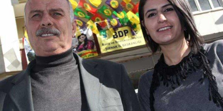 DBP'li İdil Belediye Eş Başkanı Gözaltına Alındı