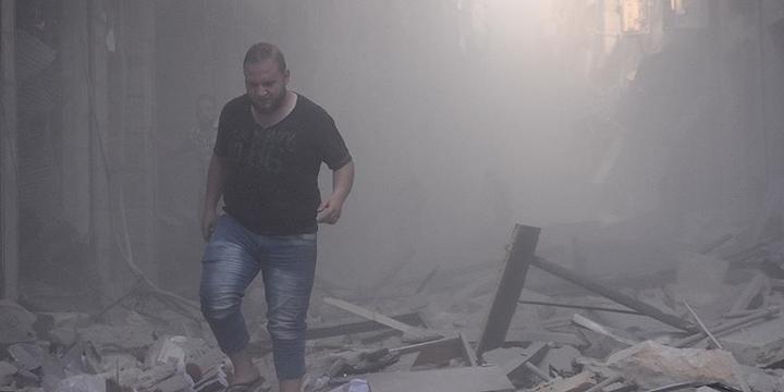 Rus Jetleri Sivilleri Misket Bombasıyla Vurdu: 15 Ölü