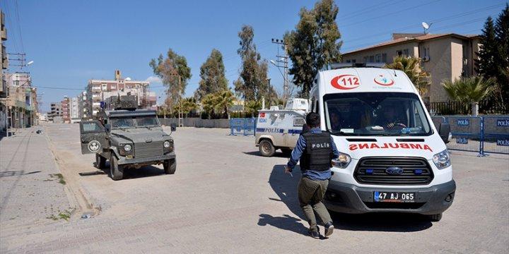 Nusaybin'de Patlama: 4'ü Çocuk, 6 Yaralı