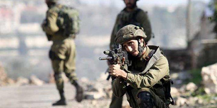 İşgal Askerleri 5 Filistinliyi Yaraladı