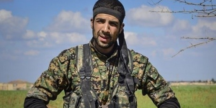 ABD'li Militan YPG Saflarında Savaşırken Öldü