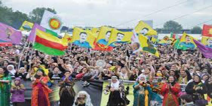 Almanya PKK'nın Festivalini İptal Etti