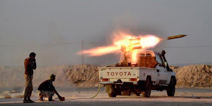 Suriye'de Direnişçiler Çobanbey'i IŞİD'ten Geri Aldı