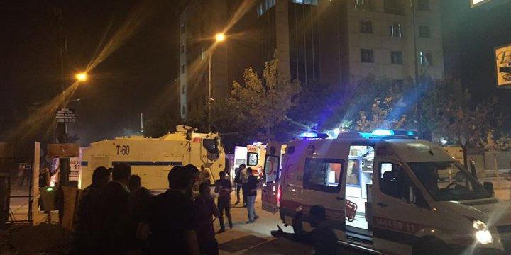 Van'da 2 Nisan Polis Merkezi'nde Patlama: 3 Ölü 40 Yaralı