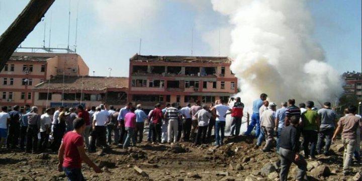 Elazığ'daki Saldırıya İlişkin Bir Kişi Gözaltına Alındı