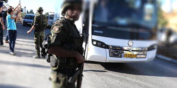 İşgalci İsrail Hamas Seçim Temsilcisini Gözaltına Aldı
