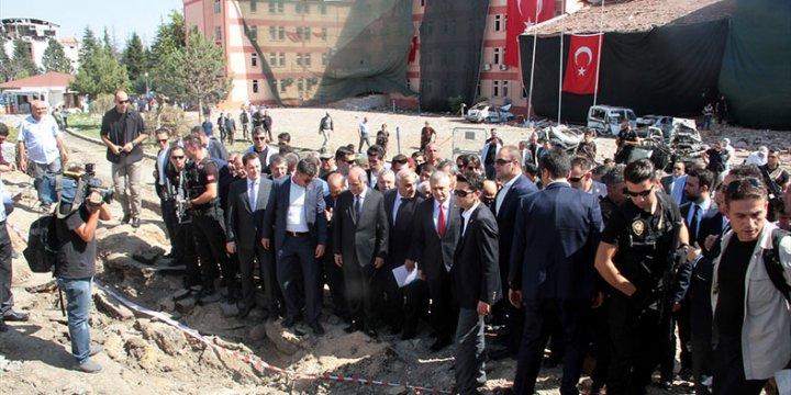 Elazığ'daki Saldırının Bilançosu: 3 Ölü, 217 Yaralı