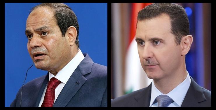 Mısır'da Sisi Cuntası Suriye'de Esed Rejimi!