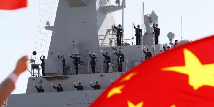 Çin 5 Bin Askerini Esed'e Yardıma Gönderiyor