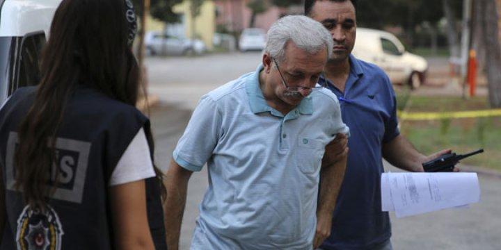 Adana'da Darbe Soruşturmasında 18 Gözaltı