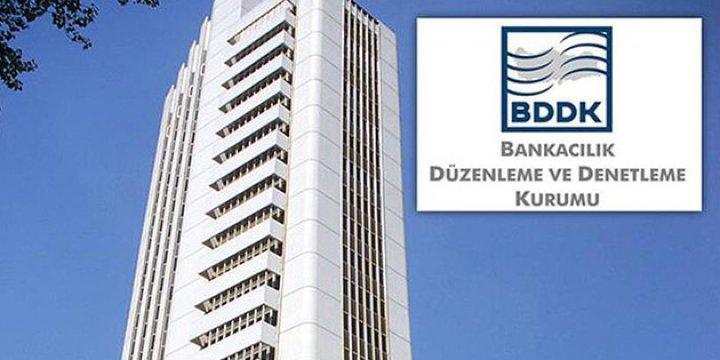 BDDK'dan 18 Bankaya 102 Milyon Lira Para Cezası