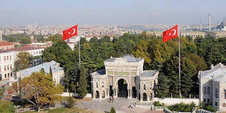 İstanbul Üniversitesi'ne FETÖ/PDY Operasyonu
