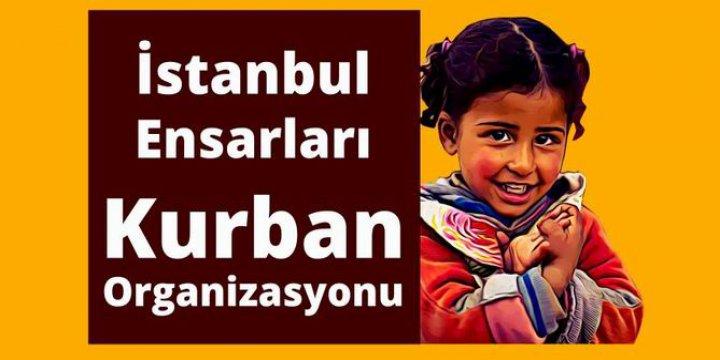 İstanbul Ensarları Kurban Organizasyonu