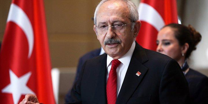 Kılıçdaroğlu 'Binali Yıldırım'ın Dış Politikasından Memnun