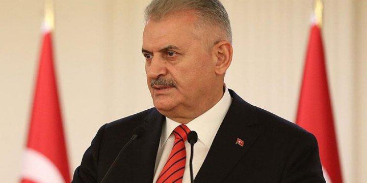 """Başbakanlık: Binali Yıldırım """"Esed Muhatap Alınabilir"""" Demedi"""