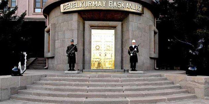 Genelkurmay Adli Müşaviri Tuğgeneral Dinçer Ural Gözaltında