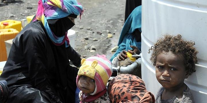 """""""Yemen'de İnsanî Durum Daha da Kötüleşti"""""""