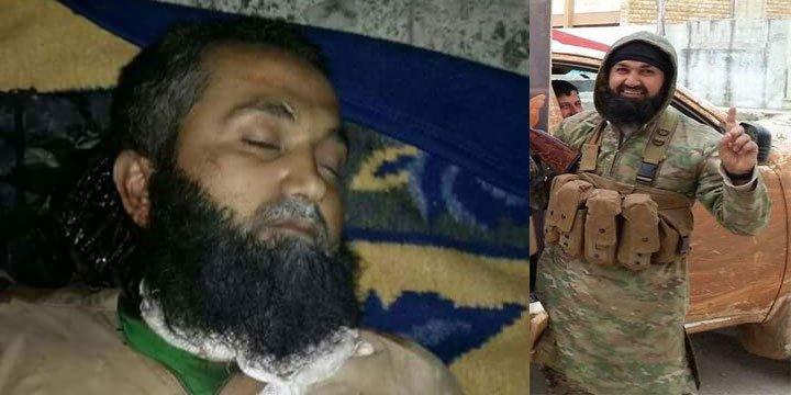 Türkiyeli Müslüman Ebu Miktad el-Kurdi Halep'te Şehid Düştü