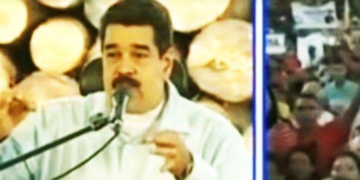 Maduro: Darbeye Türkiye'den Çok Daha Sert Karşılık Veririz