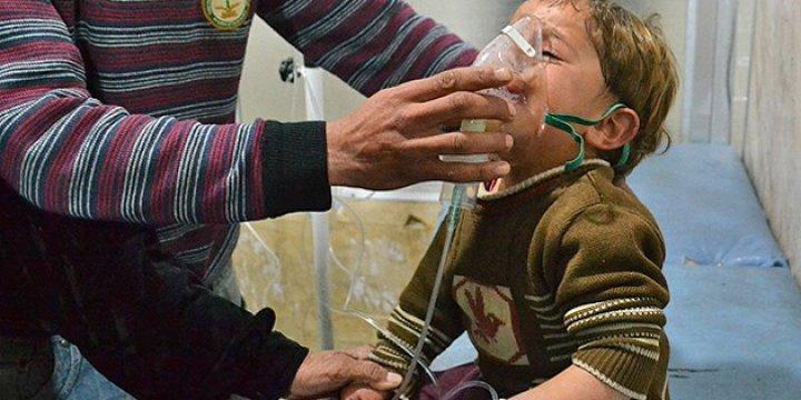 Esed Rejiminden 136 Kez 'Kimyasal' İhlali