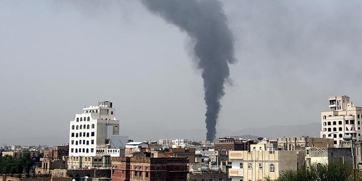 Yemen'den Suudi Arabistan'a Füze Atıldı
